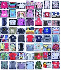 150 Kids Clothing Items - Excellent Brands and Condition!   Winnipeg