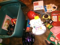 Lot of kids toys  Caddo, 74729