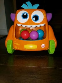 Fisher Price zoom and crawl monster Whitby, L1N 5V4