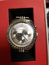 Caravelle watch White Rock