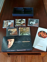 Garth Brooks The Limited Series Box Set # [PHONE NUMBER HIDDEN] -5 Martinsburg, 25404