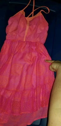 Adorable Pink Dress Morton, 39117