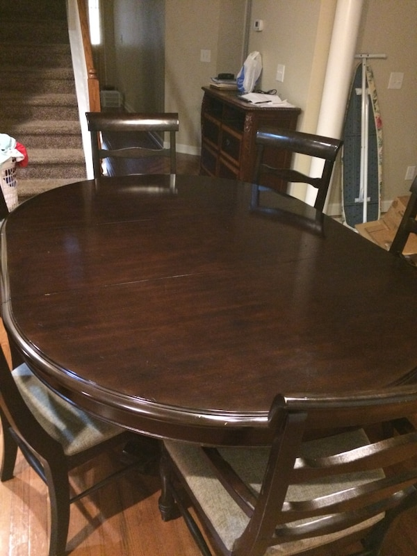 6 Seat Dining Table With Leaf