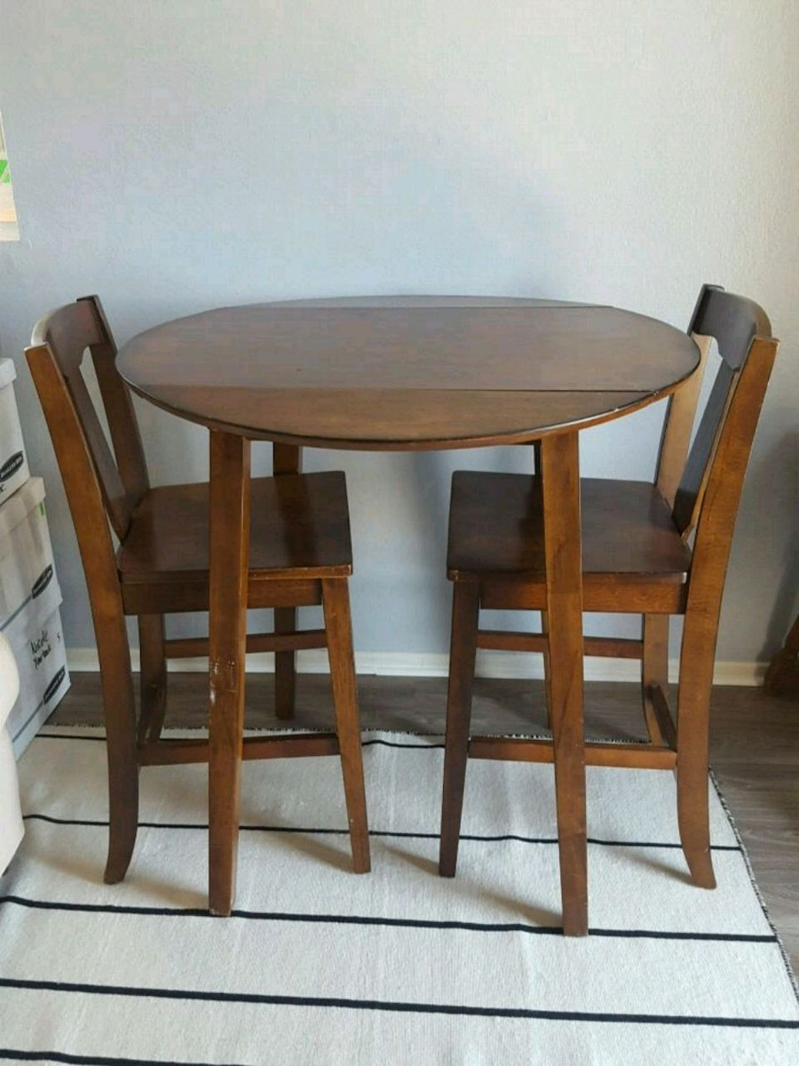 Mini Antique Dining Table U0026 Chairs