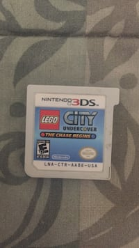 City LEGO, the chase begins for 3DS St Catharines, L2M 5H8