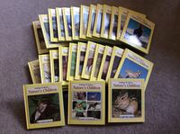27 Hard cover set of Nature's Children books / in a non-smoking/non-pet home Langley, V3A 1R1