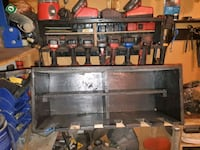 cordless tool holder and charging station Edmonton, T6C 2G1