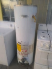 Whirlpool water heater gas 30 gallons San Bernardino, 92411
