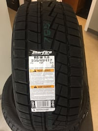 Starfire RS-W 5.0 WINTER TIRES  Calgary, T2A
