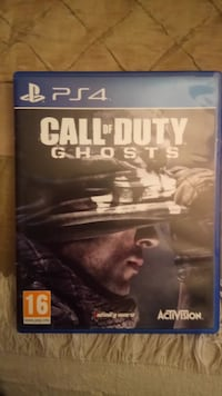 Call of duty ghost ps4.  Olías del Rey, 45280