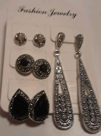 Brand new 4 beautiful earrings Baltimore, 21206