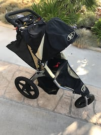 black and gray jogging stroller San Marcos, 92078