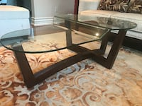 Coffee Table and 1 Side Table  TORONTO