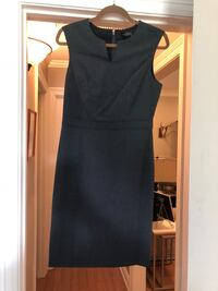 Charcoal grey The Limited dress size 4 Broussard, 70518