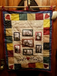 New With Tags! Hanging Family Photo Collage. Omaha, 68105