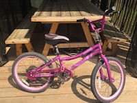 Girls 20inch youth bike, used 1 year. Great condition no holds, first come first serve