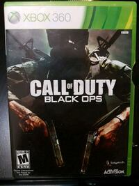 Xbox Call of Duty Black Ops game  Toronto, M1P 5C1
