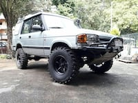 Land Rover - Discovery - 1996 Equipe 4X4