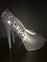 Heel size 9. Brand new without box  Calgary, T2A 7R1