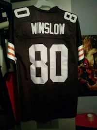 Winslow browns jersey Cleveland, 44135