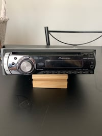 Used car stereo