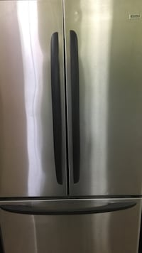 stainless steel french door refrigerator Lawrence, 01840