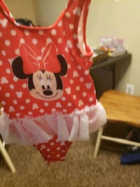 girls 18 month old baby make it many mouse ba Frederick, 21702