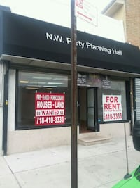 COMMERCIAL store front 800sqft Brooklyn