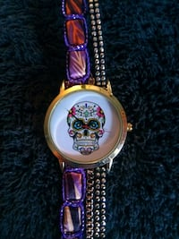 Brand new sugar scull watch Mason, 48854