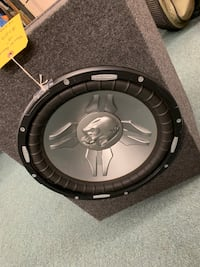 Power Acoustic Skull Subwoofer