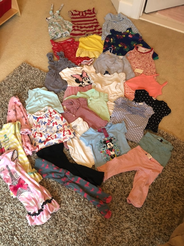 2t girls clothes like new leesburg