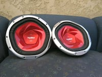 "Sony 10"" woofers South Gate, 90280"