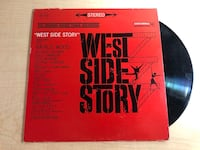 West Side Story Double Side Vinyl Providence, 02909