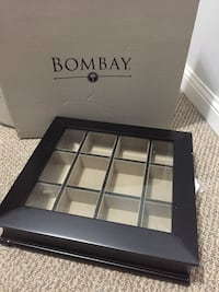 Bnib Bombay Tea Chest paid $89.99  Milton, L9T 6A9