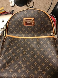 Louis Vuitton Book Bag