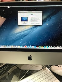 I mac 20 inch 2.66 ghz intel core 2 due 4 Gb ram 320 GB HD