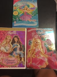 Barbie movies with dress El Paso, 79925