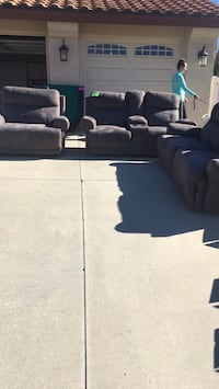 reclining couch set Highland, 92346