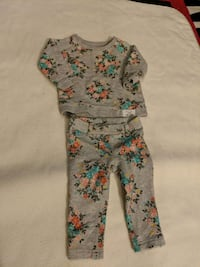 Girl 6m outfit  Surrey, V3W 5S2