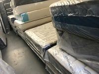 Must Sell Today: Queen pillow top Se Complete     Cooper City, 33328
