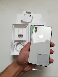 Apple iPhone X (A1865) 64GB Silver - Sprint (2-Year Apple Care+) Rockledge