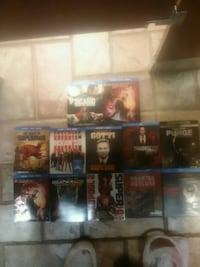 12 brand new new releases blue ray moviese Sparks, 89431