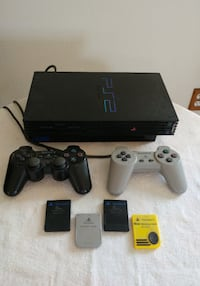 Sony PS2 Console with Games and Extras El Cajon