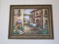 Beautiful Framed Art Picture Carlsbad, 92011