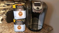 Keurig 2.0 coffee maker with pods Magna, 84044
