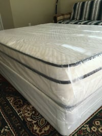 Full. size bed set can deliver pillow top new  Spring Hill, 34609