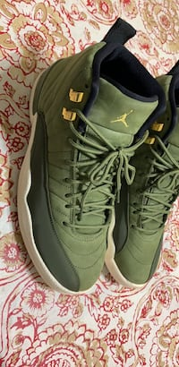 Retro 12  Olive Green size 10 Hagerstown, 21740