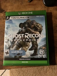 Tom Clancy Ghost Recon Breakpoint Xbox one Whitehall, 18052