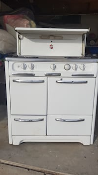 Used Vintage 1940 S Wedgewood Stove For Sale In San Diego
