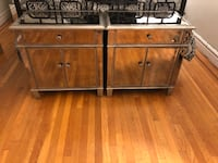 2 Night Stands (Pier 1 Imports Hayworth collection) New York, 10458